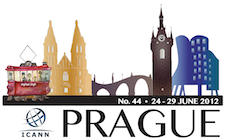 ICANN 44 Prague 2012