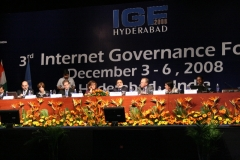 IGF Hyderabad Dec 2008