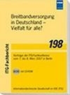 Breitband aus Sicht der Informationsgesellschaft (2007) – [PDF Presentation] – [PDF Article]